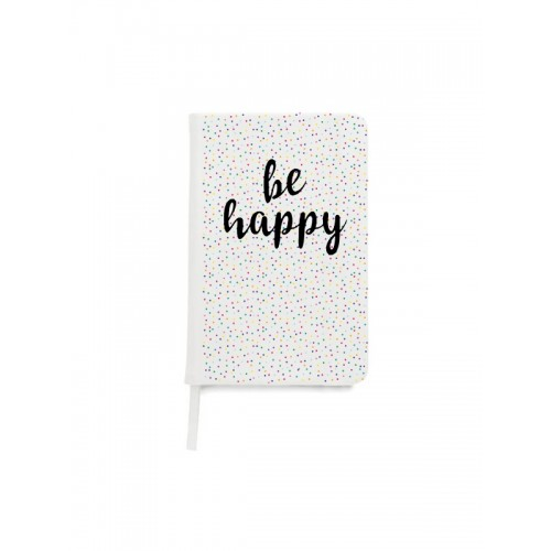 Cahier A5 Be Happy