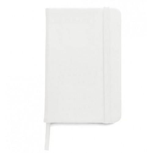 Cahier A5 Blanc