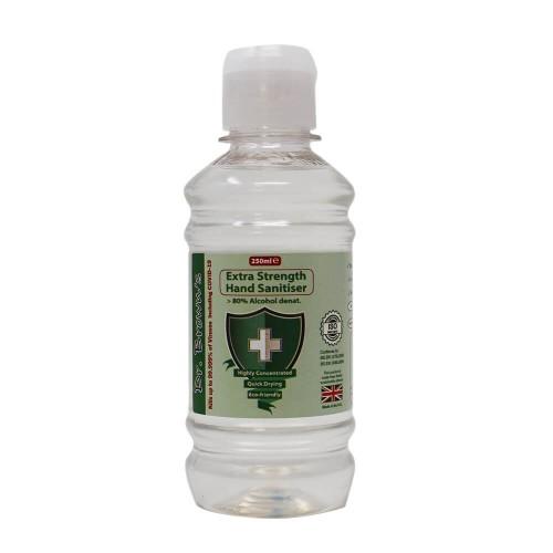 Dr.Brown's Gel 250 ml 80% d'alcool