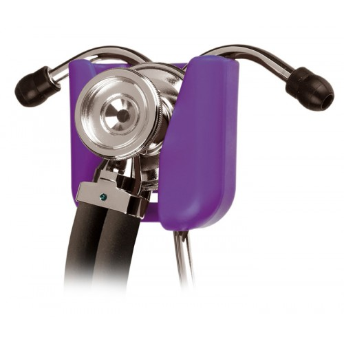 Hip Clip Stéthoscope Support Violet