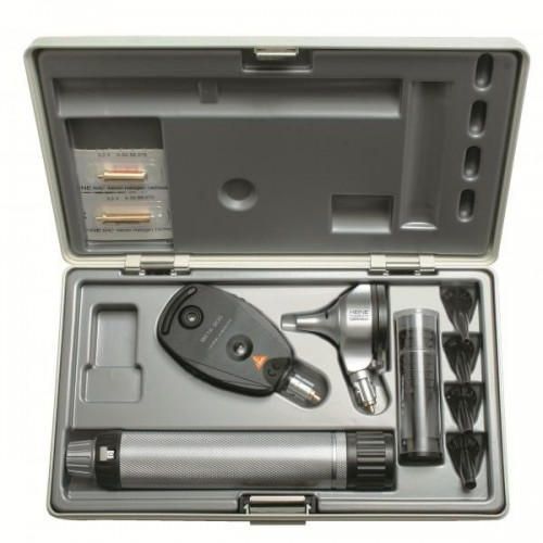 Set Heine Beta 200 Otoscope XENON