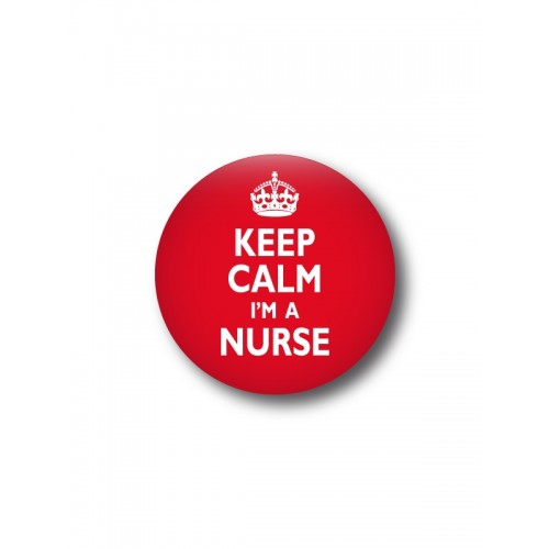 Badge Keep Calm