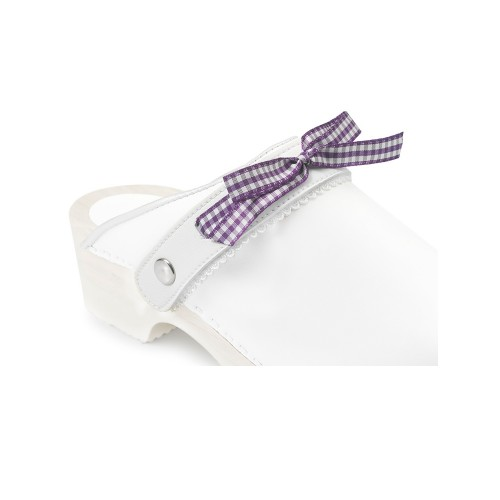 Click Straps Purple Lace