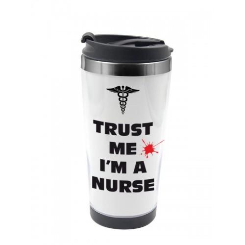 Mug Isotherme  Thermique Trust Nurse