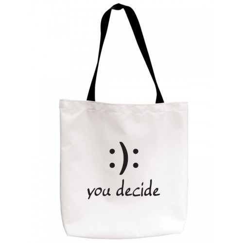 Sac Réutilisable You Decide