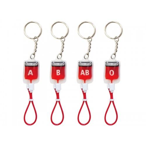 Porte-clés poche à perfusion