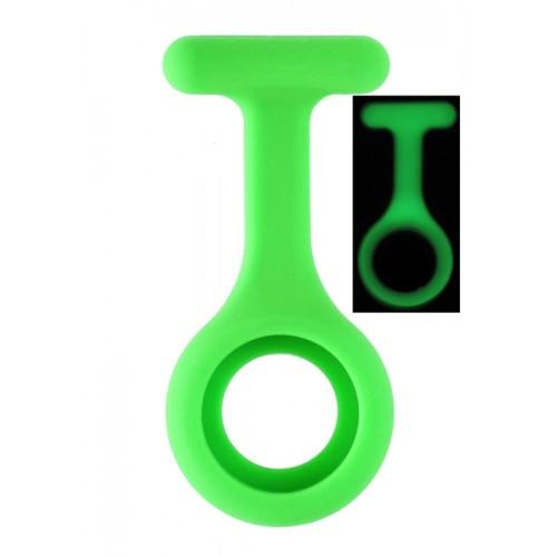 Housse en Silicone Luminescente Vert
