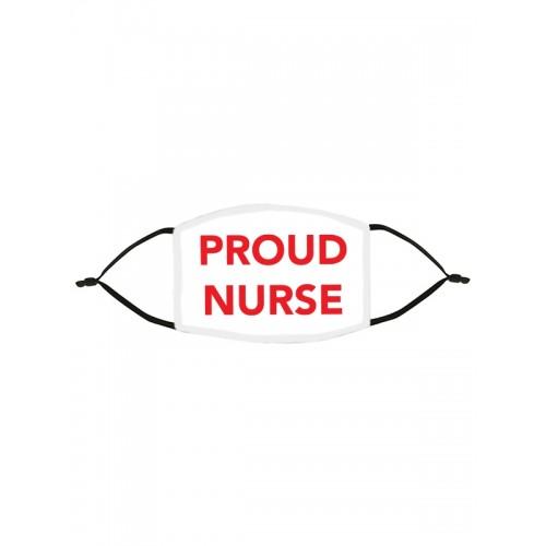 Masque en Tissu Proud Nurse