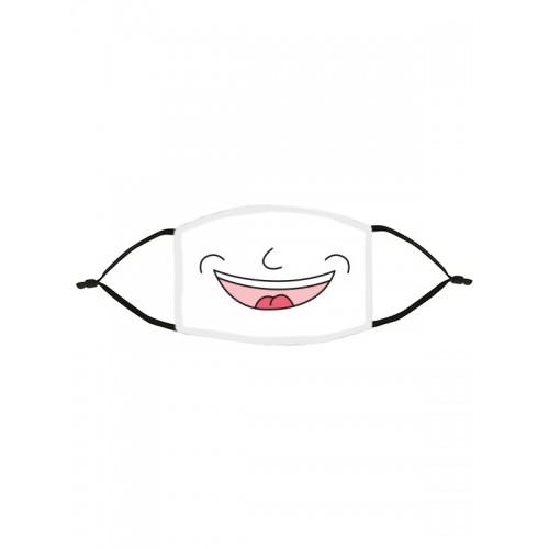 Masque en Tissu Smile
