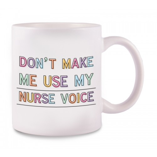 OUTLET - Tasse Nurse Voice