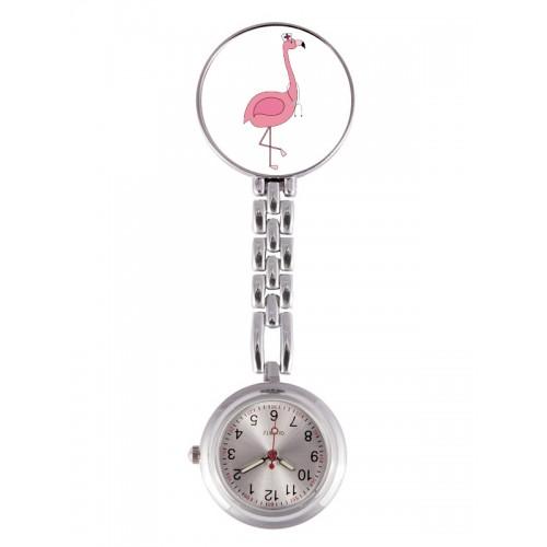 Montre Infirmière Flamingo