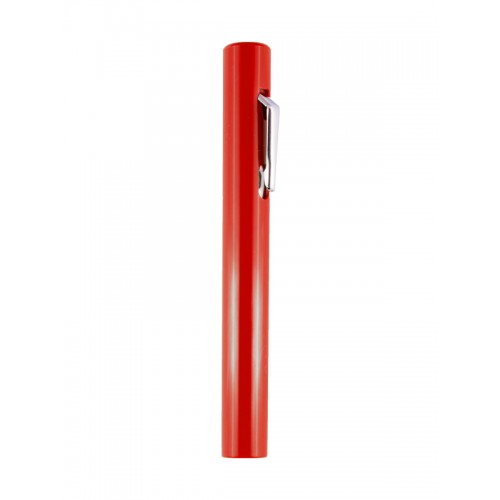 Lampe Stylo/Pupille Jetable Rouge