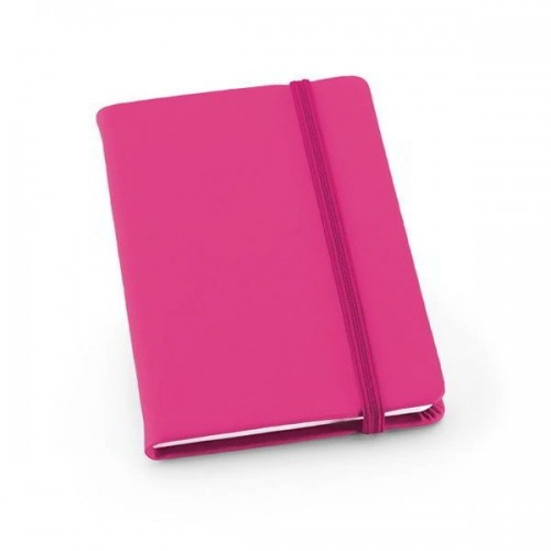 Cahier A6 Rose