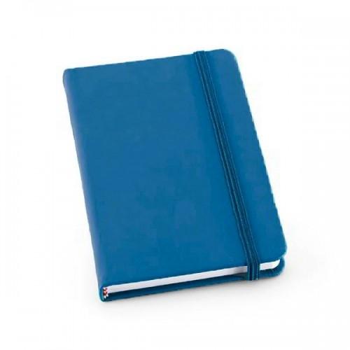 Cahier A6 Bleu Clair