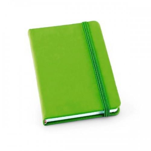 Cahier A6 Vert Clair