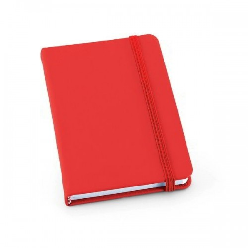 Cahier A6 Rouge