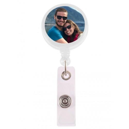 Porte Badge avec Photo