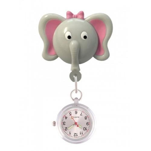 Montre Infirmière Éléphant
