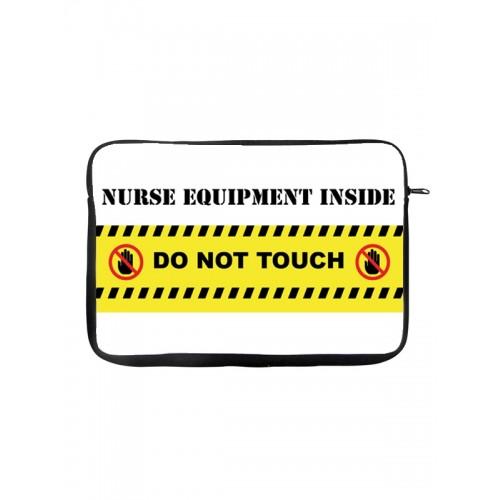 Trousse pour Stéthoscope Do Not Touch
