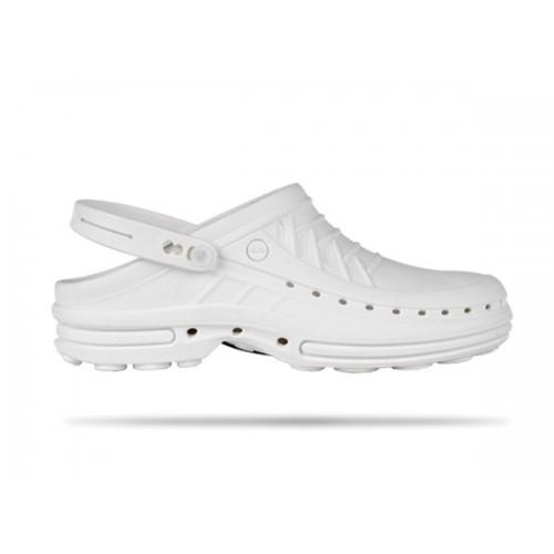 Wock Clog 10 Blanc / Blanc