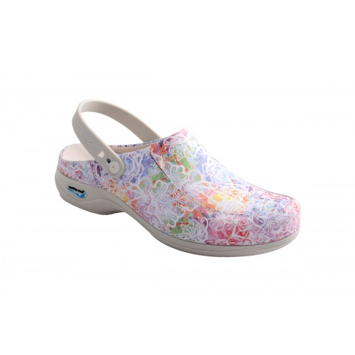 NursingCare Wash&Go WG2 Colorful Flowers