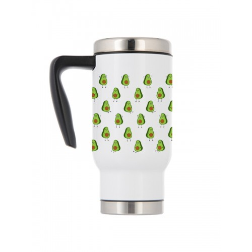 Mug Isotherme Thermique Avocats